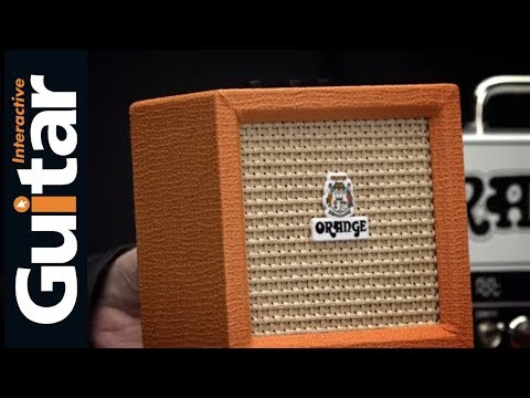 Orange Crush Mini Amp | Review