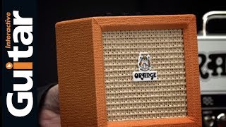Orange Crush Mini Amp | Review