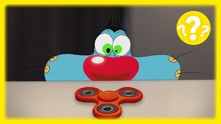 vuclip The Best Oggy and the Cockroaches Cartoons New compilation 2017 - Best episodes #Fidget Spinners