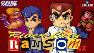 River City Ransom EX (GBA) - Full Game