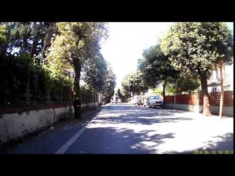 Italy 2014 Lucca Fly6 RAW Footage