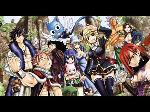 Fairy Tail Opening 18  Break Out