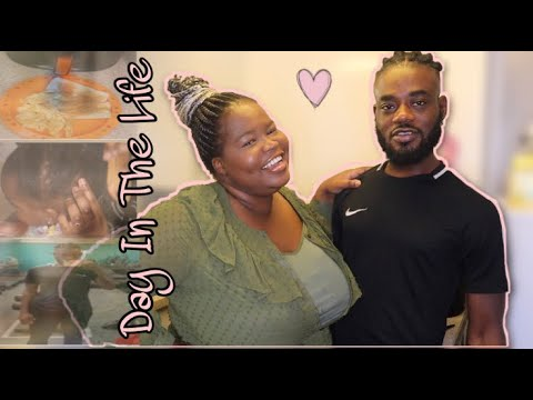 WHAT A DAY IN OUR LIFE LOOKS  LIKE? LONDON BLACK COUPLE VLOG