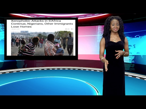 South Africans Attack Nigerians; Fight Breaks Out At State Of The Nation Address