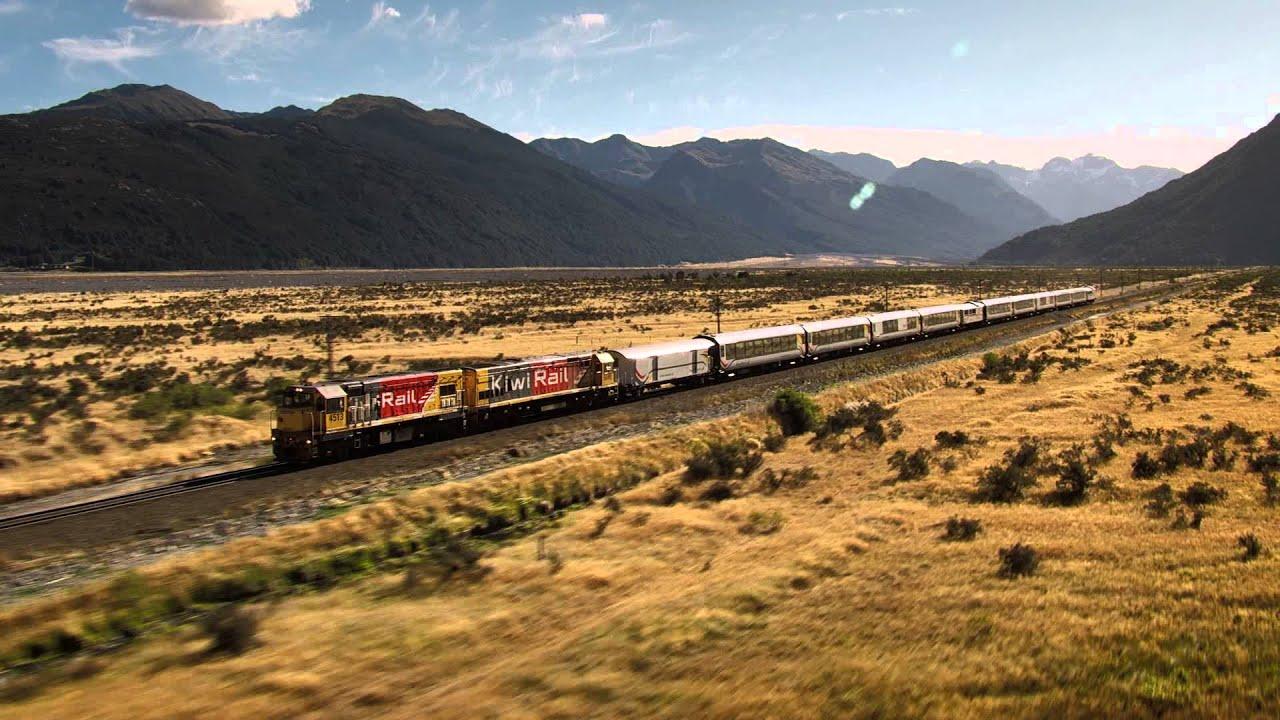 Kiwirail Scenic Journeys Take A Break Take A Train
