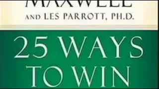 25 Ways to Wİn with People by John Maxwell Audiobook Full
