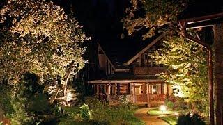 Уличное освещение на даче. GuberniaTV(, 2014-04-14T02:49:43.000Z)