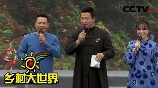 《乡村大世界》 20190525 家乡:陕西·岚皋| CCTV农业