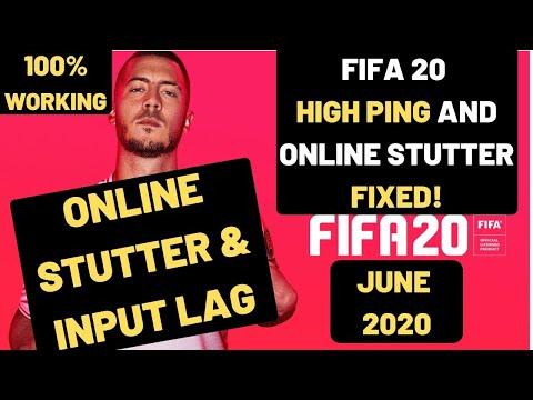 FIFA 20 Input Lag FIX | Fifa 20 Online Lag and Input Delay|FIFA 20 Servers Down | FIFA 20 Lag Fix PC