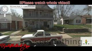 **REAL** Ghost On Google Maps! Free HD Video