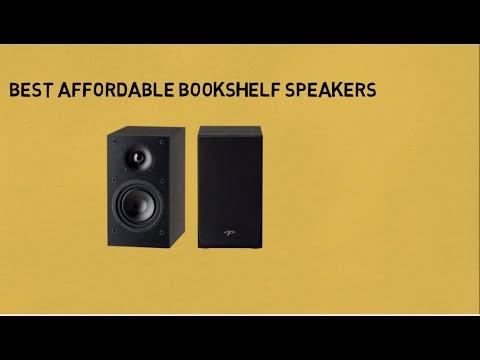 Best Affordable Bookshelf Speakers