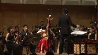 花木兰(琵琶协奏曲) Hua Mu Lan (Pipa Concerto) - Cheow Jing Xuan 赵璟瑄 and Raffles Alumni CO 2012