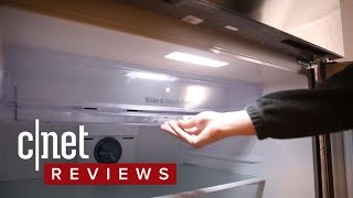Samsung RT21M6213SR top freezer refrigerator review: Simple, yet stylis