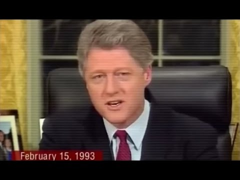 The Clinton Administration - Early Struggles