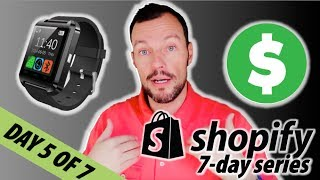 [5/7] ZERO TO $100K - SHOPIFY REVIEW YOUTUBE + ALIEXPRESS STRATEGY FOR $$$ | Chris Record Vlogs 105