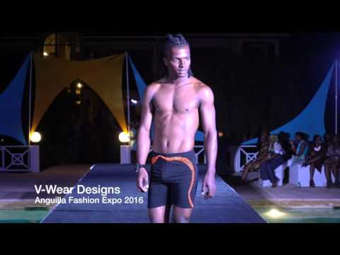 V Wear Designs Anguilla Fashion Expo 2016