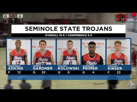 NOC Tonkawa vs Seminole State Trojans