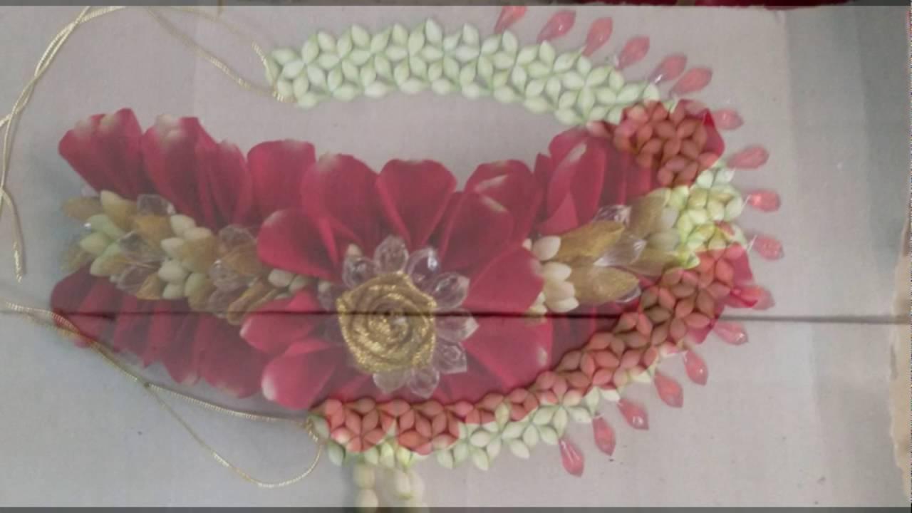Mehndi Fresh Flowers : Diy fresh flower jewellery maang tikkas for mehndi and