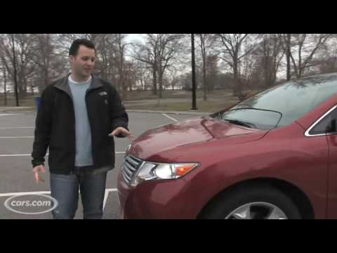 2009 Toyota Venza Video Review
