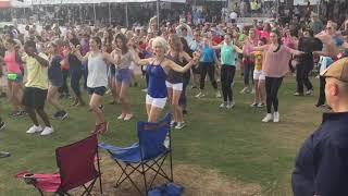 Flash Mob! Gasparilla Music Fest 2019, High Hopes Panic! At the Disco
