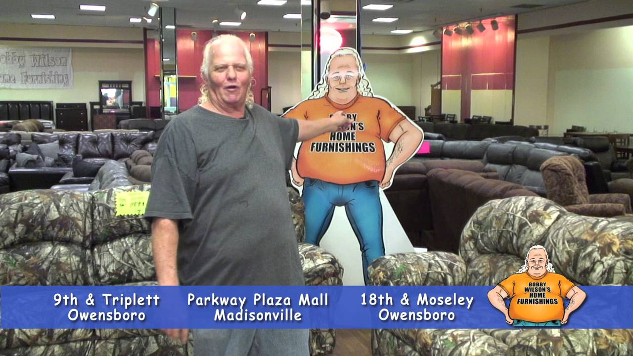 Bobby Wilson Furniture Madisonville In Parkway Plaza Mall