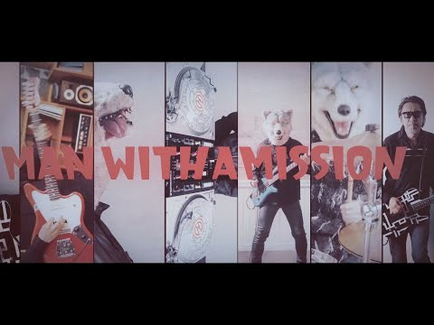 MAN WITH A MISSION「Rock Kingdom feat. 布袋寅泰」