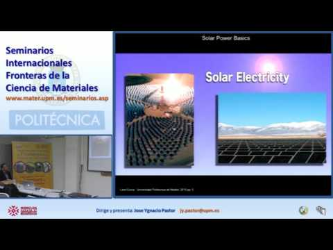 Materials for Green Energy 15: Solar energy