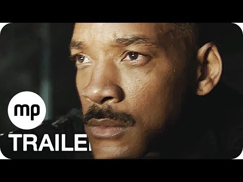 BRIGHT Trailer German Deutsch (2017) Will Smith Netflix Film streaming vf
