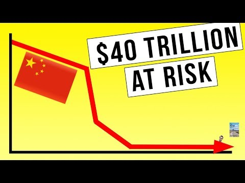 China Banking System Collapsing! 3rd Bank Failure THIS YEAR! $40 Trillion At Risk
