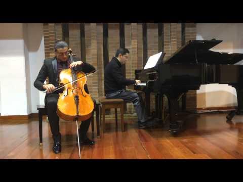 Tchaikovsky Pezzo Capriccioso Op 62, Santiago Cañón Valencia