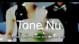 [ Kraoke ] Bồ Công Anh Trong Gió Tone Nữ