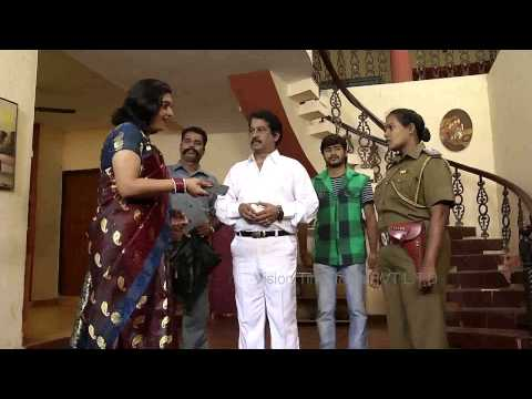 Ponnoonjal Episode 145 05/03/2014  Ponnoonjal is the story of a gritty mother who raises her daughter after her husband ditches her and how she faces the wicked society.   Cast: Abitha, Santhana Bharathi, KS Jayalakshmi  Bhoomika  introducing doctor gunal  to archana... Director: A Jawahar