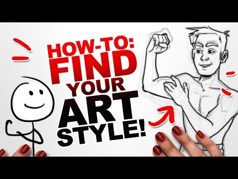 5 STEPS TO IMPROVE YOUR ART! | How to Develop Your Art Style | Beginner Art Tips