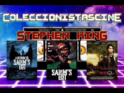 ColeccionistasCine - Salems Lot de Stephen King
