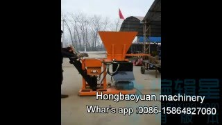 CEB 1- 25 clay brick machine