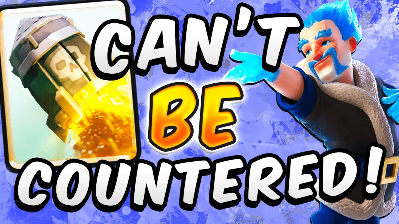 #1 MOST ANNOYING DECK! XBOW ROCKET CYCLE CAN'T BE COUNTERED! — Clash Royale
