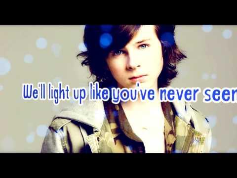 Chandler RIggs -  Neon Dreams (Lyric)