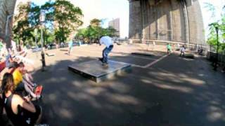 Brooklyn Banks X Manhattan Skate Park