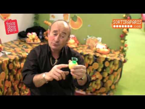 Foire de paris 2010 presse agrumes youtube - Presse agrume foire de paris ...