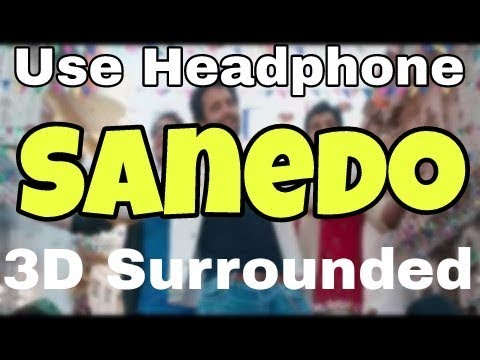 Sanedo 3D Surrounded Song - Mitron •The WARRI's Channel•
