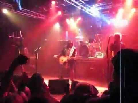 ACE FREHLEY ROCKET RIDE + PARASITE LIVE AT NOSTURI HELSINKI FINLAND DECEMBER 2009