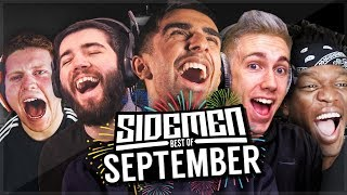 SIDEMEN BEST OF SEPTEMBER 2018