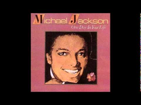 Michael Jackson - One Day In Your Life Album [1981]