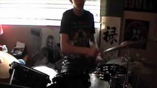 drum cover ep 3 unknown from me by marlon saunders
