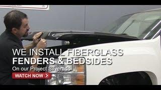 Silverado Prerunner Fiberglass Fenders & Bedsides - FullDroopTV (Season 1, Episode 1)