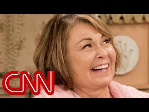 Roseanne Barr apologizes in teary