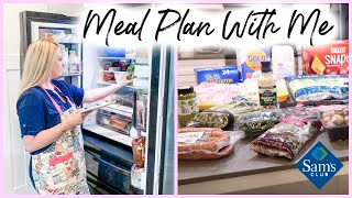 MEAL PLANNING FOR FAMILY OF 5// GROCERY HAULS // FREEZER MEALS