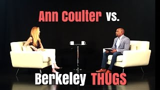 Ann Coulter on the Alt-Right, Antifa, and the Berkeley Free Speech WAR (Excerpt 2 of 3)