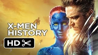 X-Men History - Everything You Need to Know (2014) Days of Future Past Movie HD