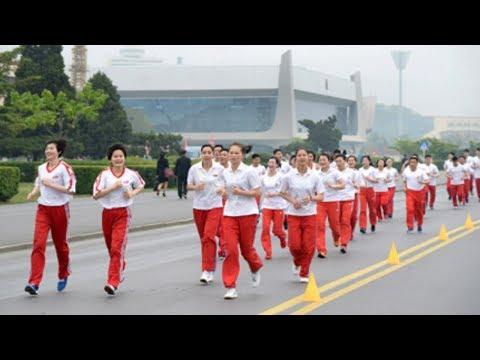 Official Fun Run of 18th Asian Games Held in Pyongyang